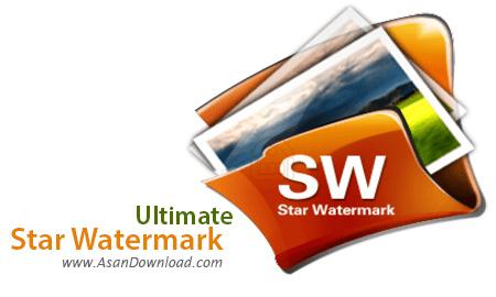 دانلود Star Watermark Ultimate v1.1.7 - نرم افزار قراردادن واترمارک روی عکس ها