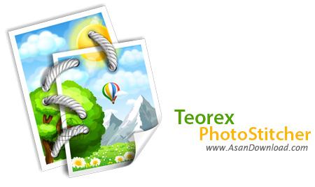دانلود Teorex PhotoStitcher v1.6 - نرم افزار ساخت تصاویر پانوراما