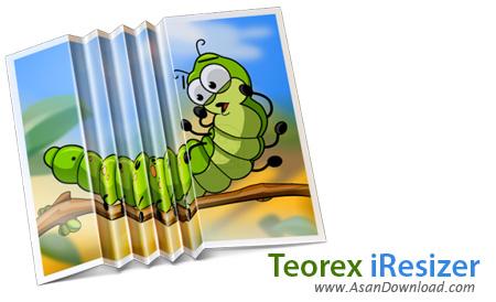 دانلود Teorex iResizer v2.5.0 - نرم افزار ویرایش ساده تصاویر