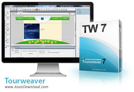 دانلود Easypano TourWeaver Pro v7.98.170626 - نرم افزار ساخت تصاویر پانوراما