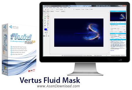 دانلود Vertus Fluid Mask v3.3.12 - نرم افزار حذف پس زمینه عکس ها