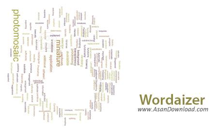 دانلود Wordaizer v3.5 Build 94 - نرم افزار ساخت اشکال گرافیکی از انبوه کلمات