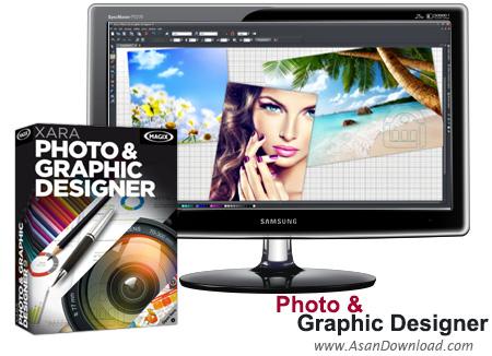 دانلود Xara Photo & Graphic Designer v15.1.0.53605 - نرم افزار طراحی و ویرایش تصاویر