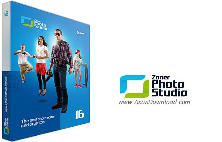 دانلود Zoner Photo Studio Pro X v19.1802.2.51 - نرم افزار مدیریت و ویرایش تصاویر