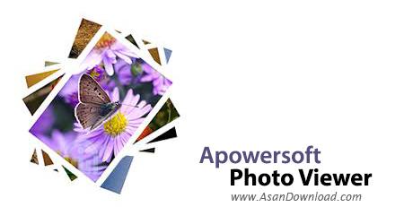 دانلود Apowersoft Photo Viewer v1.1.9 - نرم افزار نمایش و ویرایش تصاویر
