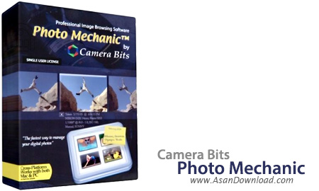 دانلود Camera Bits Photo Mechanic v5.0 Build 18729 - نرم افزار ویرایش و مدیریت تصاویر