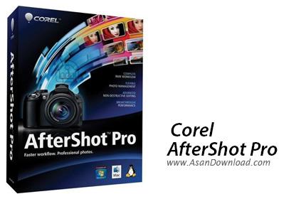 دانلود Corel AfterShot Pro v2.2.0.29 x86/x64 - نرم افزار مدیریت حرفه ای تصاویر