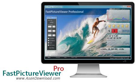 دانلود FastPictureViewer Pro v1.9 - نرم افزار مشاهده تصاویر