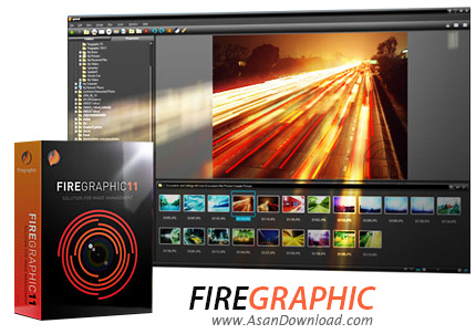 دانلود Firegraphic v11.0.11000 - نرم افزار مدیریت تصاویر