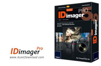 دانلود IDimager Professional v5.1.1.8 - نرم افزار مدیریت عکس های دیجیتالی