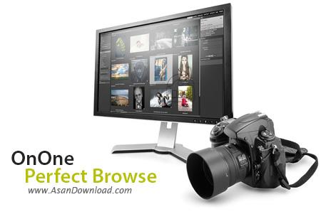 دانلود OnOne Perfect Browse v9.0.1.1272 - نرم افزار مدیریت حرفه ای عکس ها
