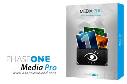 دانلود Phase One Media Pro SE v2.2.0.247 - نرم افزار ویرایشگر تصاویر