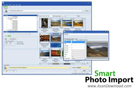 دانلود Smart Photo Import v2.3.7 - نرم افزار مدیریت حرفه ای تصاویر