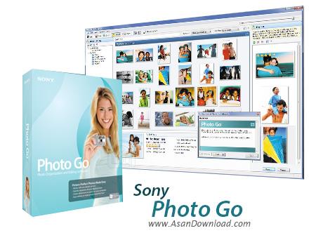 دانلود Sony Photo Go v1.0 Build 123 - نرم افزار مدیریت حرفه ای تصاویر