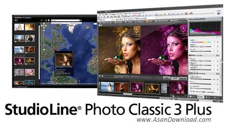 دانلود StudioLine Photo Classic Plus v3.70.63.0 - نرم افزار مدیریت و ویرایش تصاویر