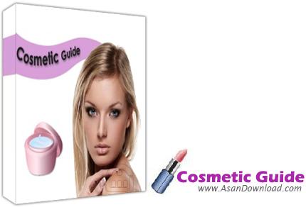 دانلود Cosmetic Guide v2.1.8 - نرم افزار آرایش و چهره آرایی