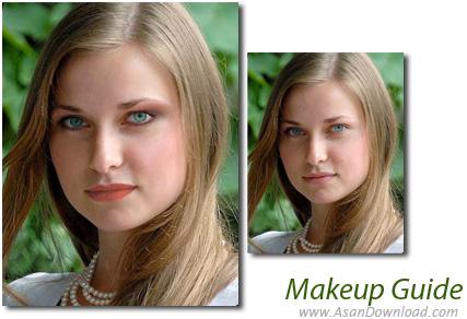دانلود Makeup Guide v2.1.8 - نرم افزار آرایش و روتوش چهره