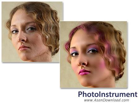 دانلود PhotoInstrument v7.6 Build 918 - نرم افزار ویرایش و رتوش تصاویر