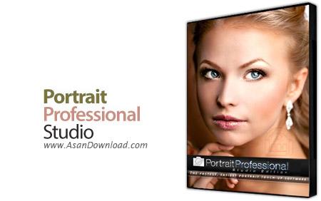 دانلود Portrait Professional Studio v10.9.5 - نرم افزار زیبا سازی تصاویر چهره