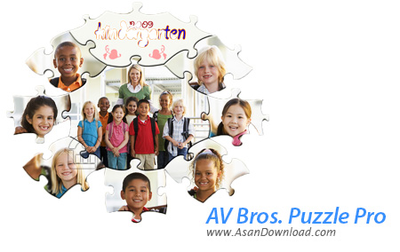 دانلود AV Bros. Puzzle Pro v3.1 - پلاگین ساخت پازل از تصاویر