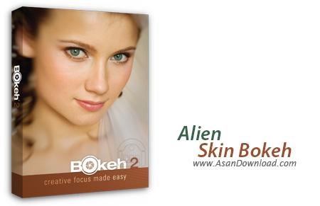 دانلود Alien Skin Bokeh v2.0.1.494 - پلاگین افکت گذاری روی تصاویر