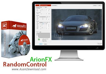 دانلود RandomControl ArionFX v3.0.4 - پلاگین تنظیم رنگ تصاویر HDR