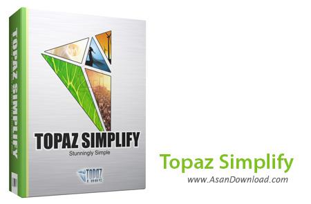 دانلود Topaz Simplify v4.1.1 - پلاگین تبدیل عکس ها به تصاویر هنری