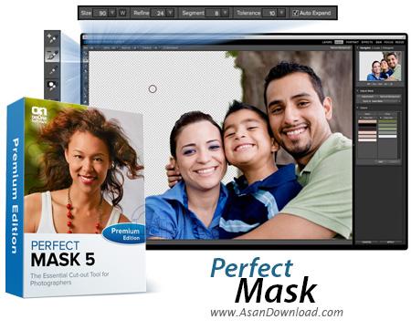 دانلود onOne Perfect Mask v5.2 - پلاگین حذف پس زمینه از تصاویر