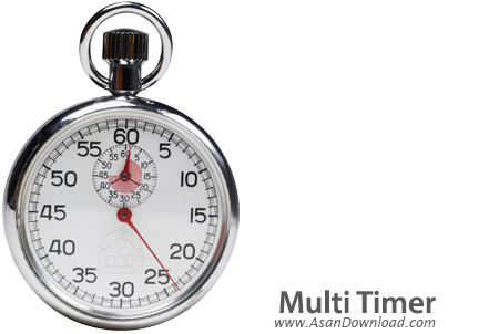 دانلود Multi Timer Ultimate v3.80 - نرم افزار تایمر برای ویندوز