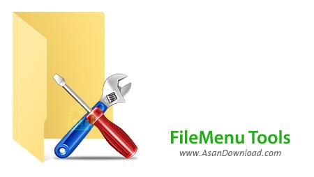 دانلود FileMenu Tools v7.5 - نرم افزار سفارشی سازی منوی کلیک راست ویندوز