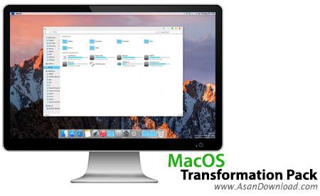 دانلود MacOS Transformation Pack v4.0 - نرم افزار زیباسازی ویندوز