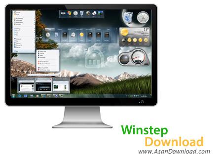 دانلود Winstep Xtreme v16.12.0.1191 - نرم افزار زیباسازی ویندوز
