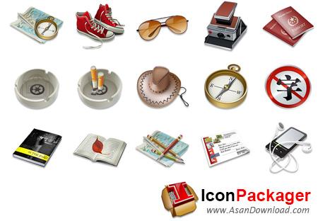 دانلود Stardock IconPackager v5.10.032 - نرم افزار تغییر آیکون های ویندوز