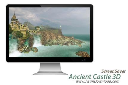 دانلود Ancient Castle 3D Screensaver - اسکرین سیور قلعه باستانی