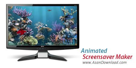 دانلود Animated Screensaver Maker v4.3.2 - نرم افزار طراحی اسکرین سیور