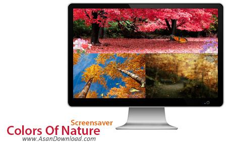 دانلود Colors Of Nature Screensaver 2013 - اسکرین سیوری با موضوع طبیعت