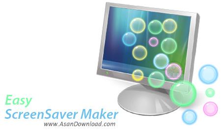 دانلود Easy ScreenSaver Maker v2.0.4.919 - نرم افزار طراحی اسکرین سیور