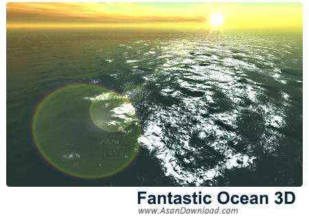 دانلود Fantastic Ocean 3D screensaver v1.6 - اسکرین سیور اقیانوس