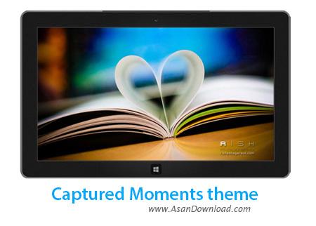 دانلود Captured Moments - پوسته ای متفاوت برای ویندوز