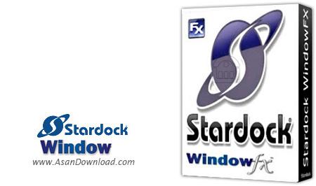 Stardock Windowfx دانلود Stardock Windowfx V5.1