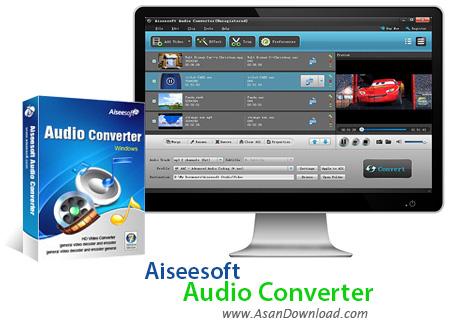 دانلود Aiseesoft Audio Converter v6.3.12 - نرم افزار مبدل صوتی قدرتمند