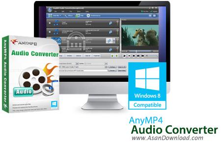 دانلود AnyMP4 Audio Converter v6.2.60 - نرم افزار مبدل فایل های صوتی