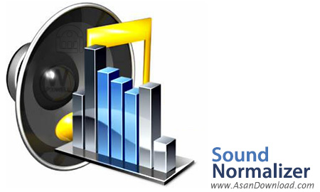 دانلود Sound Normalizer v5.6 - نرم افزار حذف نویز و افزایش کیفیت فایل های صوتی