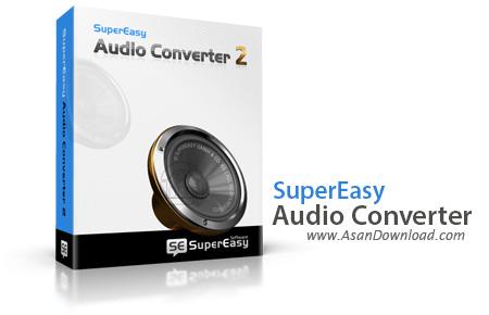 دانلود SuperEasy Audio Converter v3.0.5224 - مبدل فایل های صوتی