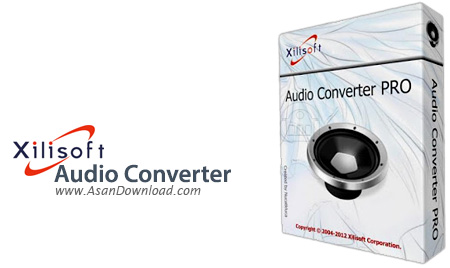 دانلود Xilisoft Audio Converter Pro v6.5.0.20131129 - نرم افزار مبدل فایل های صوتی
