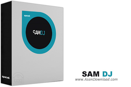 دانلود SAM DJ v4.4.5 - نرم افزار دی جی حرفه ای