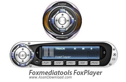 دانلود Foxmediatools FoxPlayer v4.7.0 - نرم افزار پخش موزیک