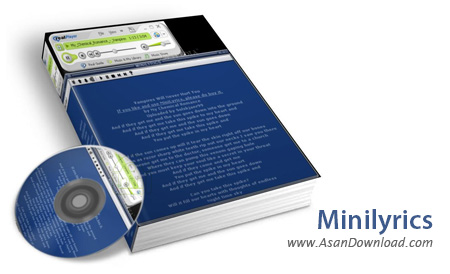 دانلود MiniLyrics v7.6.48 - نرم افزار پخش موزیک به همراه متن