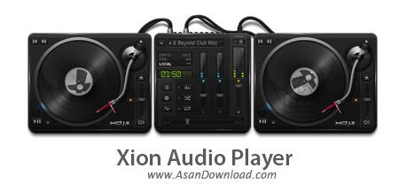 دانلود Xion Audio Player v1.5.155 - نرم افزار سبک اجرای موزیک ها