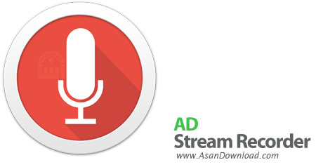 دانلود AD Stream Recorder v4.6.1 - نرم افزار ضبط صدا های زنده در حال پخش در ویندوز
